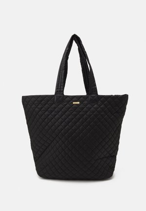RESOFT BUBBLES BAG - Velká kabelka - black