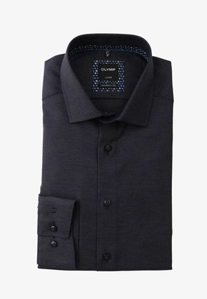 MODERN FIT LANGARM HAIFISCHKRAGEN  - Formal shirt - dunkelblau