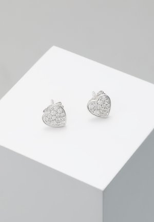 STUD - Earrings - silver-coloured