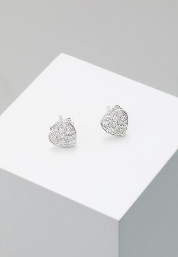 STUD - Earrings - silver-coloured