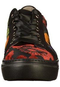 Gabor - Sneakers laag - black/multi-color - 6