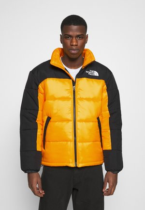 INSULATED JACKET - Winter jacket - summit gold/black