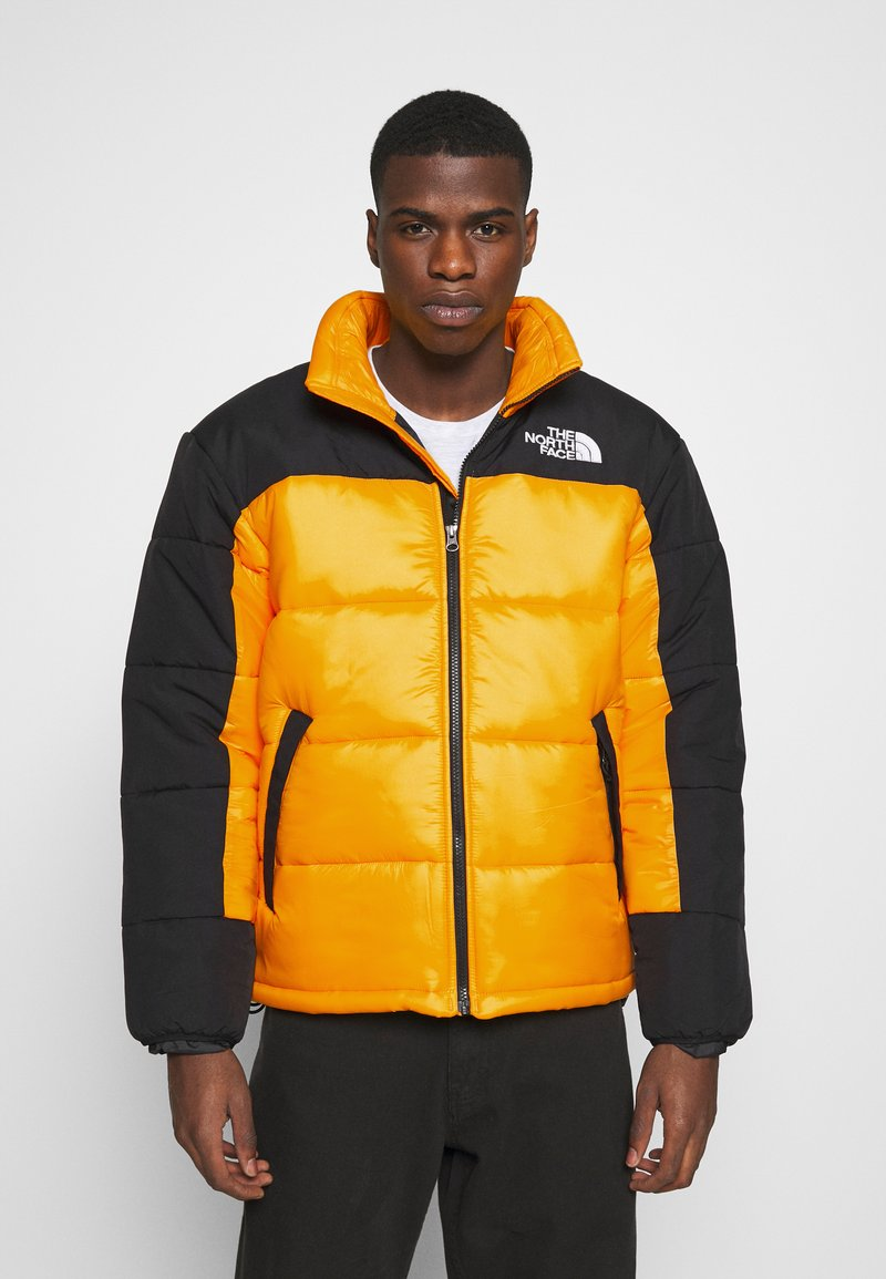 The North Face - HIMALAYAN INSULATED JACKET - Veste d'hiver - summit gold/black
