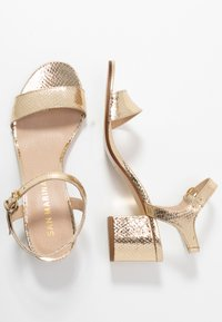 San Marina - ABRIGA - Sandals - gold - 3
