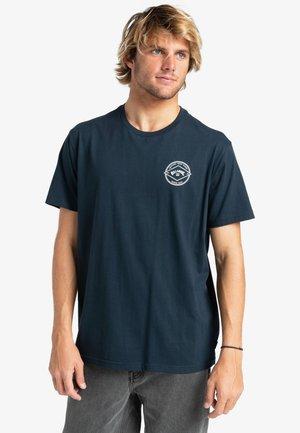 ROTOR ARCH  - Camiseta estampada - navy