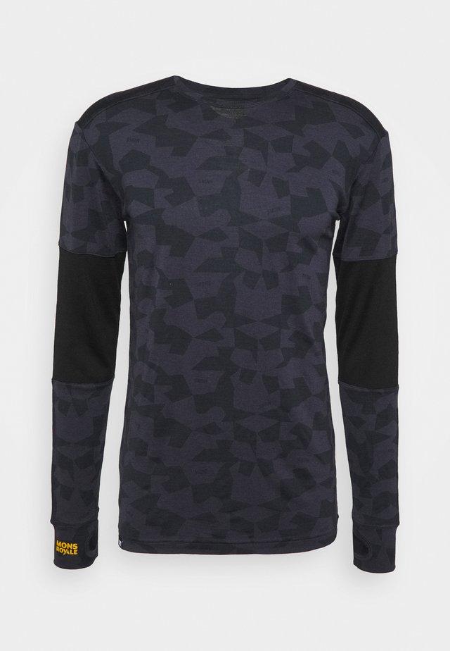 ALTA TECH CREW - Undershirt - iron
