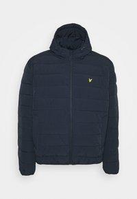 Lyle & Scott - PLUS LIGHTWEIGHT JACKET - Winter jacket - dark navy - 0