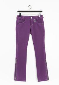Volcom - Slim fit jeans - purple - 0