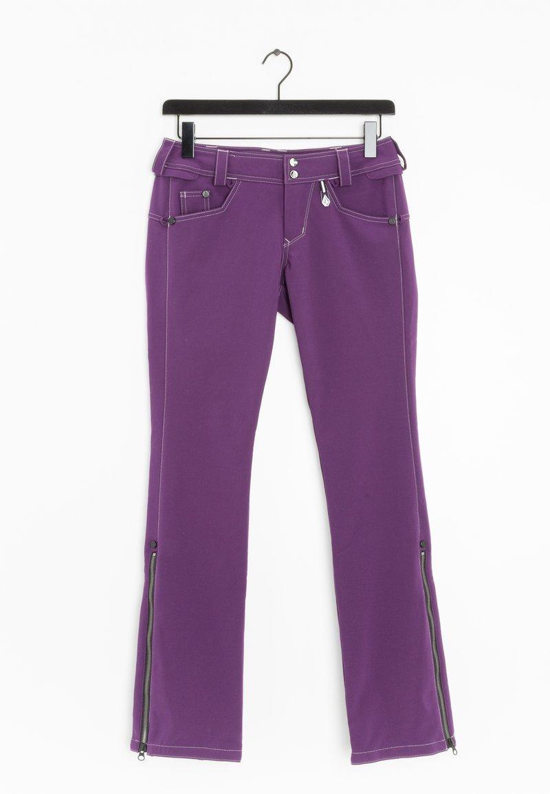 Volcom - Slim fit jeans - purple