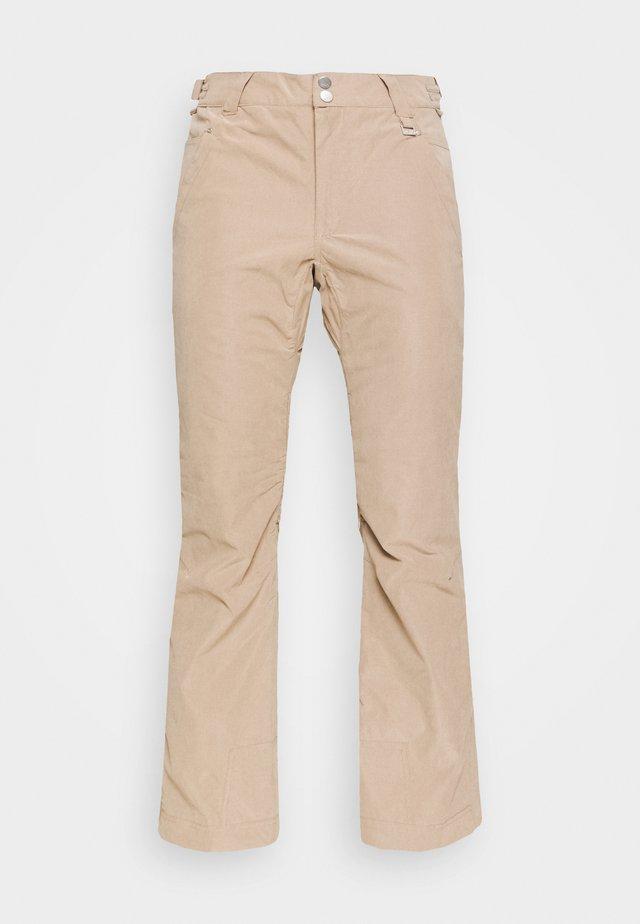 PANT - Pantaloni da neve - tortoise shell