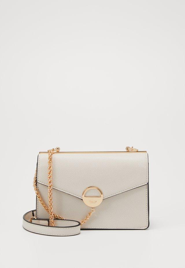 EMMELIA - Across body bag - offwhite plain