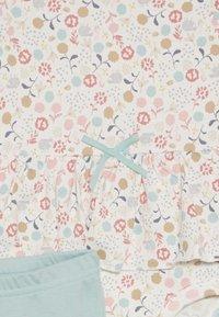 Carter's - FLORAL BABY SET - Leggings - multi-coloured - 4