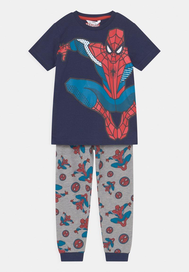 Marks & Spencer London - MARVEL SPIDERMAN - Pyjama - blue mix