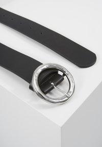 Inyati - WAIST BELT ARTISAN - Belt - black - 3