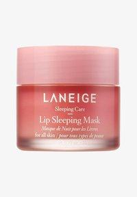 Laneige - LIP SLEEPING MASK - Lip scrub - berry - 0