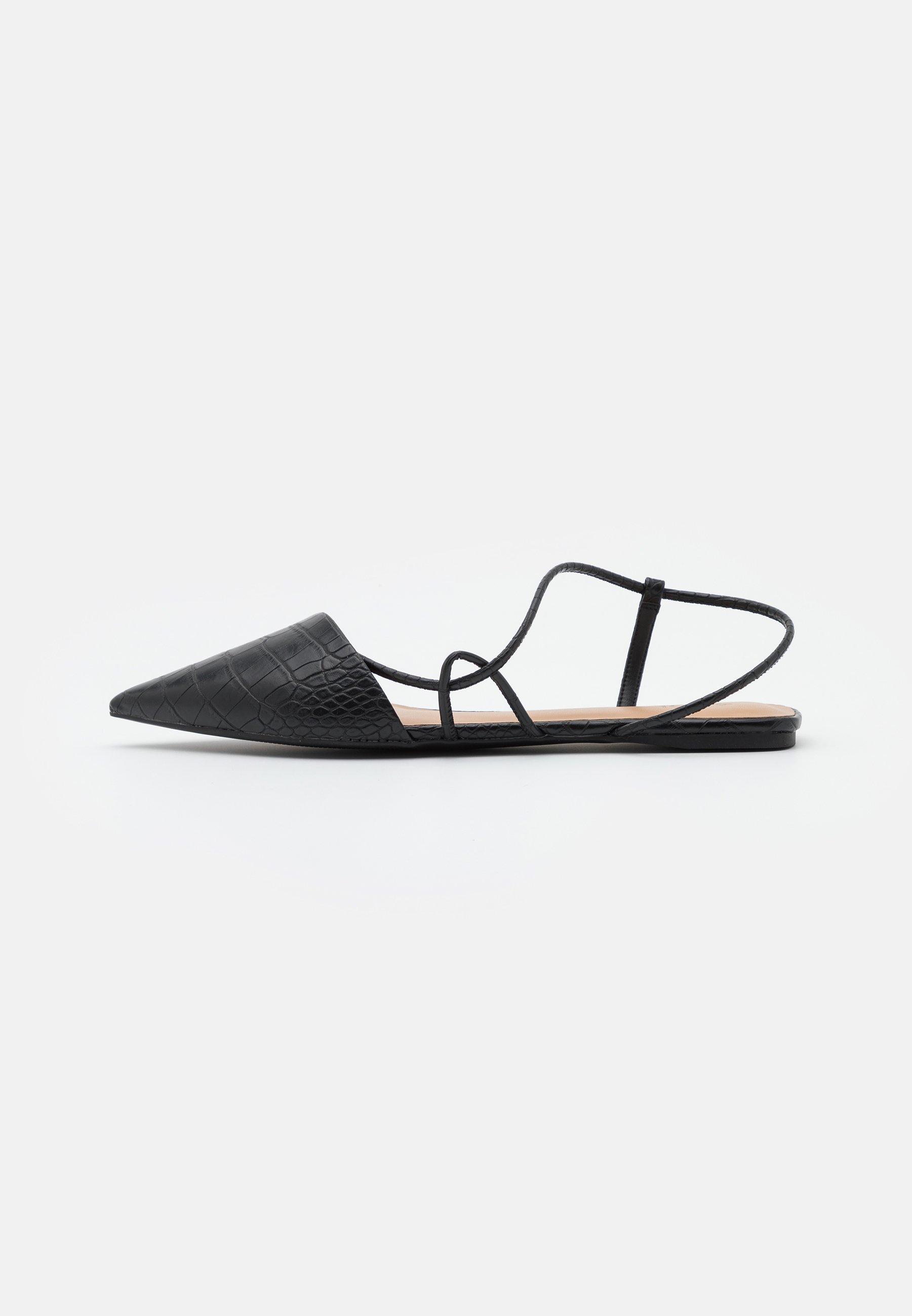 Women SELENA - Ankle strap ballet pumps