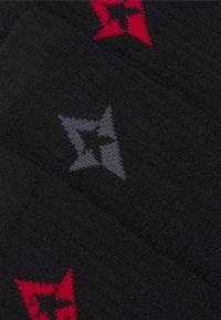 Hummel - ASTRALIS BASIC SOCKS 3 PACK - Sports socks - black - 1