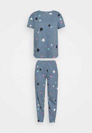 HEART  - Pijama - blue mix