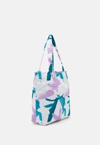 STUDIO ID - PRINT UNISEX - Shopping Bag - multicoloured/blue/purple - 3