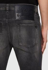 Diesel - Slim fit jeans - black/dark grey - 4