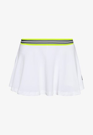TRISTA SKIRT - Sports skirt - brilliant white