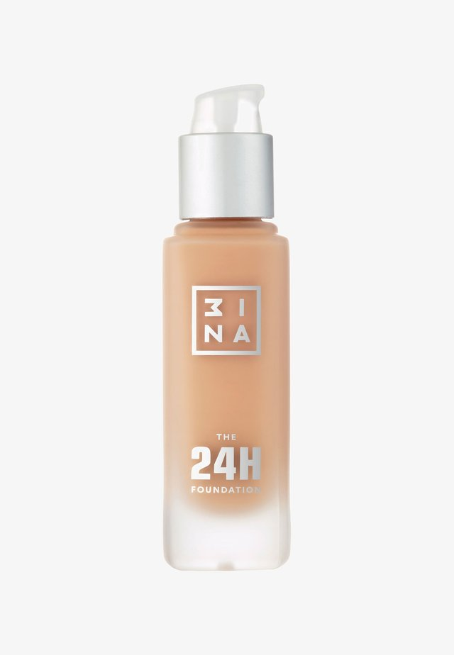 3INA MAKEUP THE 24H FOUNDATION - Fondotinta - 603 light peach beige