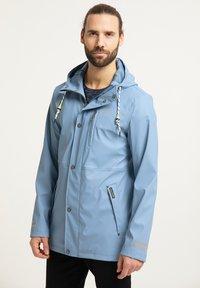 Schmuddelwedda - Waterproof jacket - denimblau - 0
