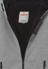 Vingino - OBLICK - Zip-up hoodie - grey - 2