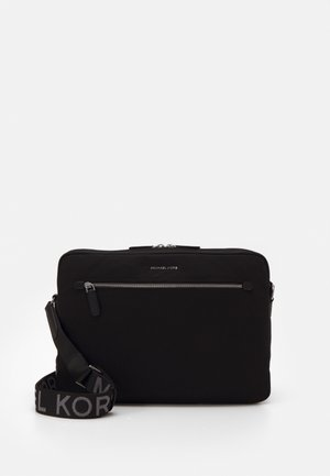 CAMERA BAG UNISEX - Torba na laptopa - black
