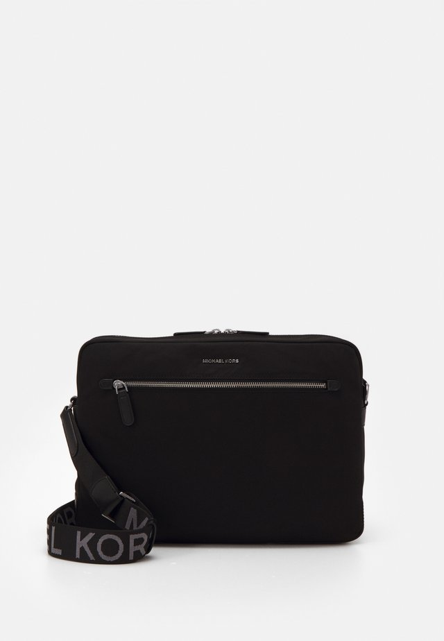 CAMERA BAG UNISEX - Across body bag - black