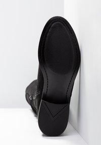 ALDO - ARAECIA - Over-the-knee boots - black - 6