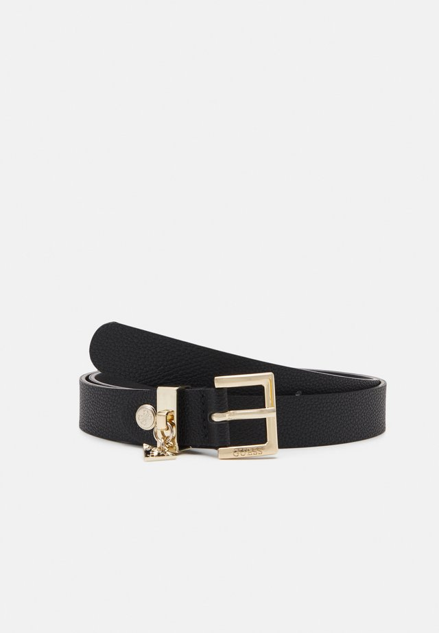 DESTINY ADJUSTBLE PANT BELT - Cintura - black