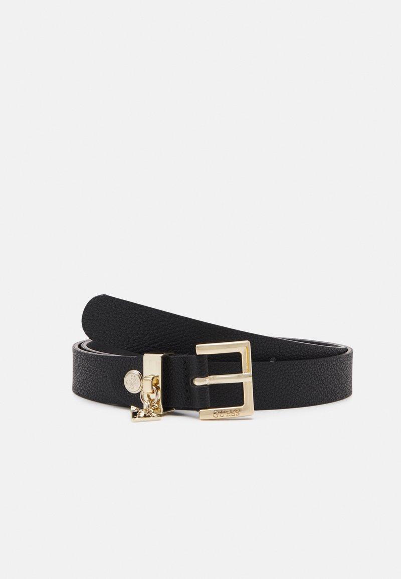 Guess - DESTINY ADJUSTBLE PANT BELT - Belt - black