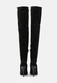 Even&Odd - High heeled boots - black - 3