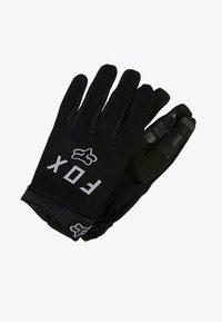 Fox Racing - WOMENS RANGER GLOVE - Hansker - black - 1