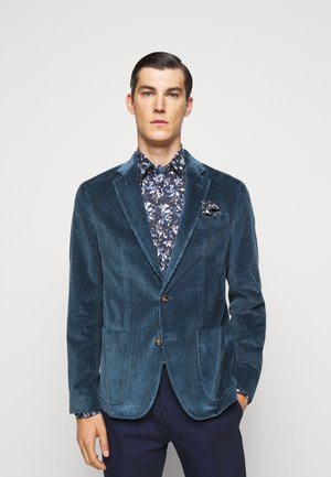 STAR EASY - Blazer jacket - medium blue