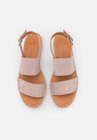 Zign - Sandals - nude - 5