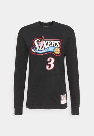 NBA PHILADELPHIA 76ERS  - Club wear - black