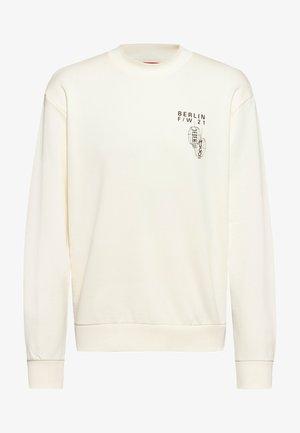 DUMAMIR - Sweatshirt - white