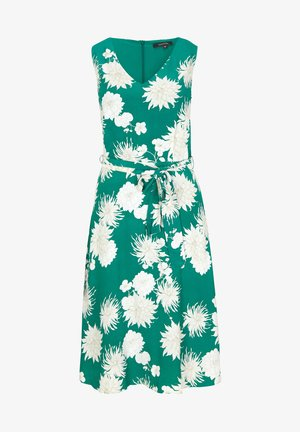 BLÜTENMUSTER - Day dress - green big flower