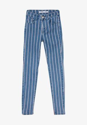 EMMA - Jeans Skinny Fit - denim light indigo