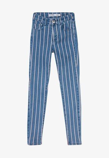 EMMA - Jeans Skinny - denim light indigo