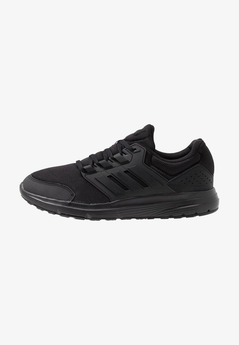 adidas Performance - GALAXY 4 - Obuwie do biegania treningowe - core black/footwear white