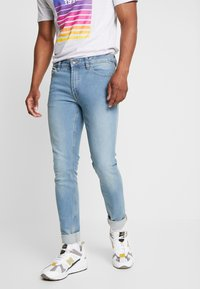Denim Project - Skinny-Farkut - light blue - 0