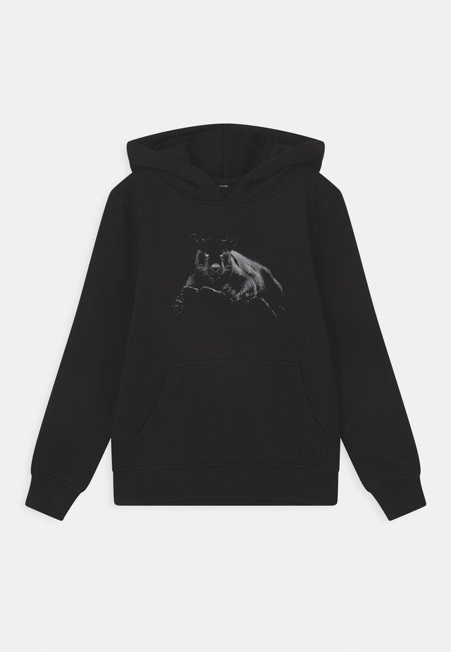 POSE HOODY UNISEX - Sweatshirt - black