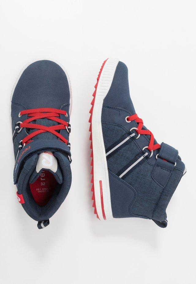 REIMATEC SHOES KEVENI - Hiking shoes - navy
