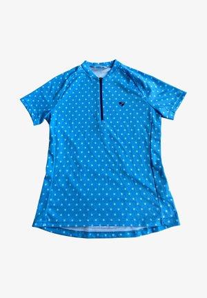 PRESCILLA  - Print T-shirt - blue