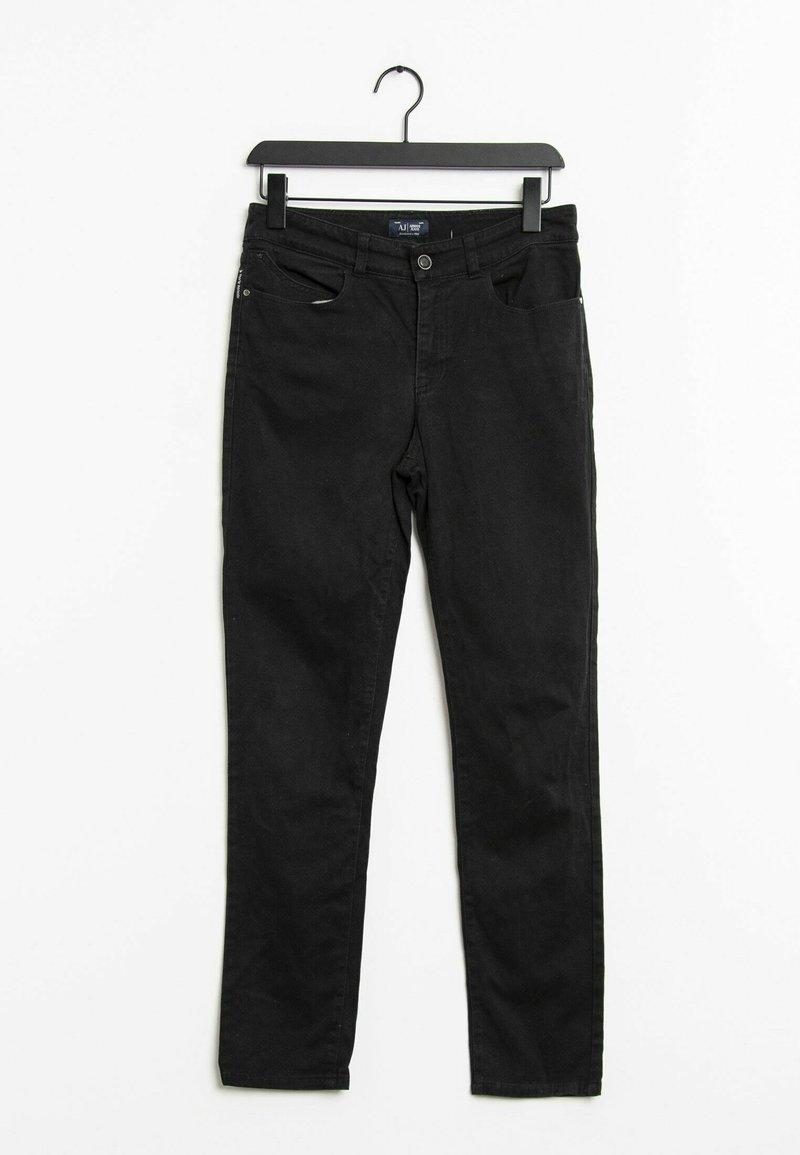Armani Jeans - Slim fit jeans - black