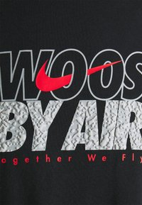 Nike Sportswear - TEE BY AIR - T-shirt con stampa - black - 2