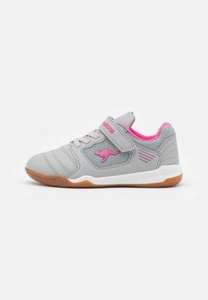 MIYARD - Baskets basses - vapor grey/fandango pink